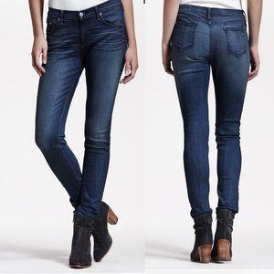 Rag & Bone The Dash Skinny Preston Jeans size 27